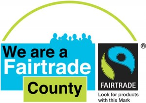 County Fair Trade Logo